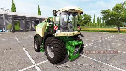 Krone BiG X 580 for Farming Simulator 2017