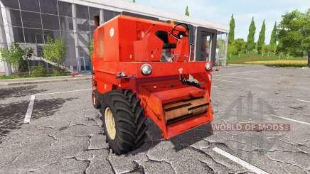 Bizon Z056 v1.2 for Farming Simulator 2017