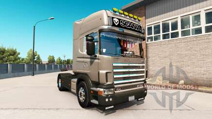 Scania 164L 580 Topline for American Truck Simulator