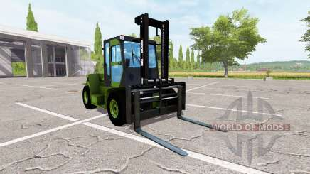 Clark C80D for Farming Simulator 2017