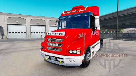 Iveco Strator v3.0 for American Truck Simulator