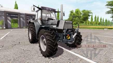 Deutz-Fahr AgroStar 6.61 black beauty v1.3 for Farming Simulator 2017