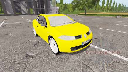 Renault Megane CC for Farming Simulator 2017
