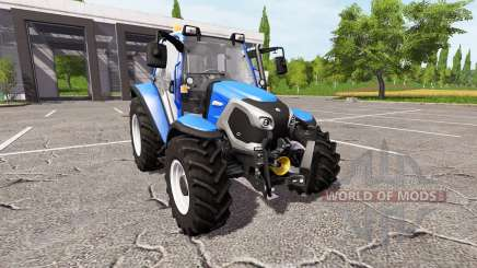 Lindner Lintrac 90 v1.4 for Farming Simulator 2017