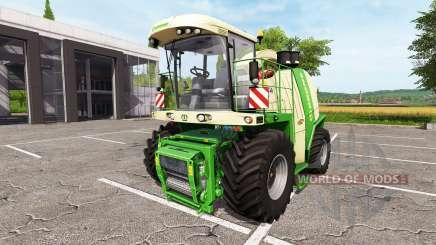 Krone BiG X 850 for Farming Simulator 2017