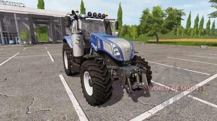 New Holland T8.380 for Farming Simulator 2017