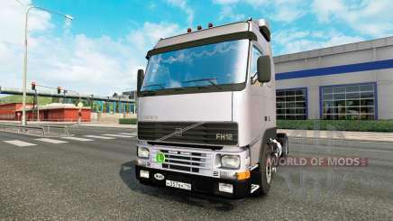Volvo FH12 v2.0 for Euro Truck Simulator 2