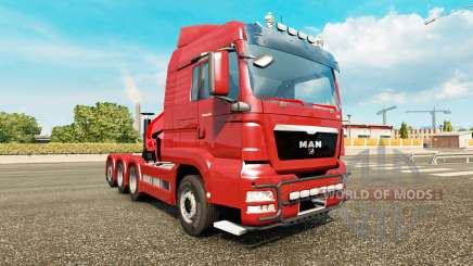 MAN TGS v2.0 for Euro Truck Simulator 2