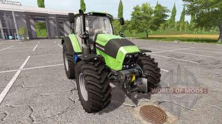 Deutz-Fahr Agrotron 7210 TTV for Farming Simulator 2017