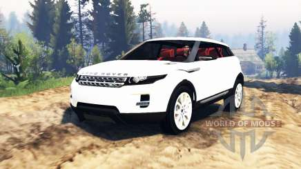 Range Rover Evoque LRX v2.0 for Spin Tires