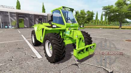 Merlo P41.7 Turbofarmer for Farming Simulator 2017