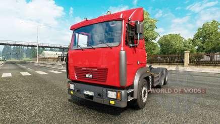 MAZ-6422М for Euro Truck Simulator 2
