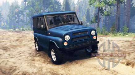 UAZ-315195 Antigenic for Spin Tires