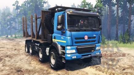 Tatra Phoenix T 158 8x8 for Spin Tires