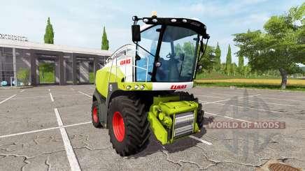 CLAAS Jaguar 850 for Farming Simulator 2017