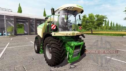 Krone BiG X 530 for Farming Simulator 2017