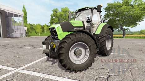Deutz-Fahr Agrotron 7230 TTV v1.1 for Farming Simulator 2017