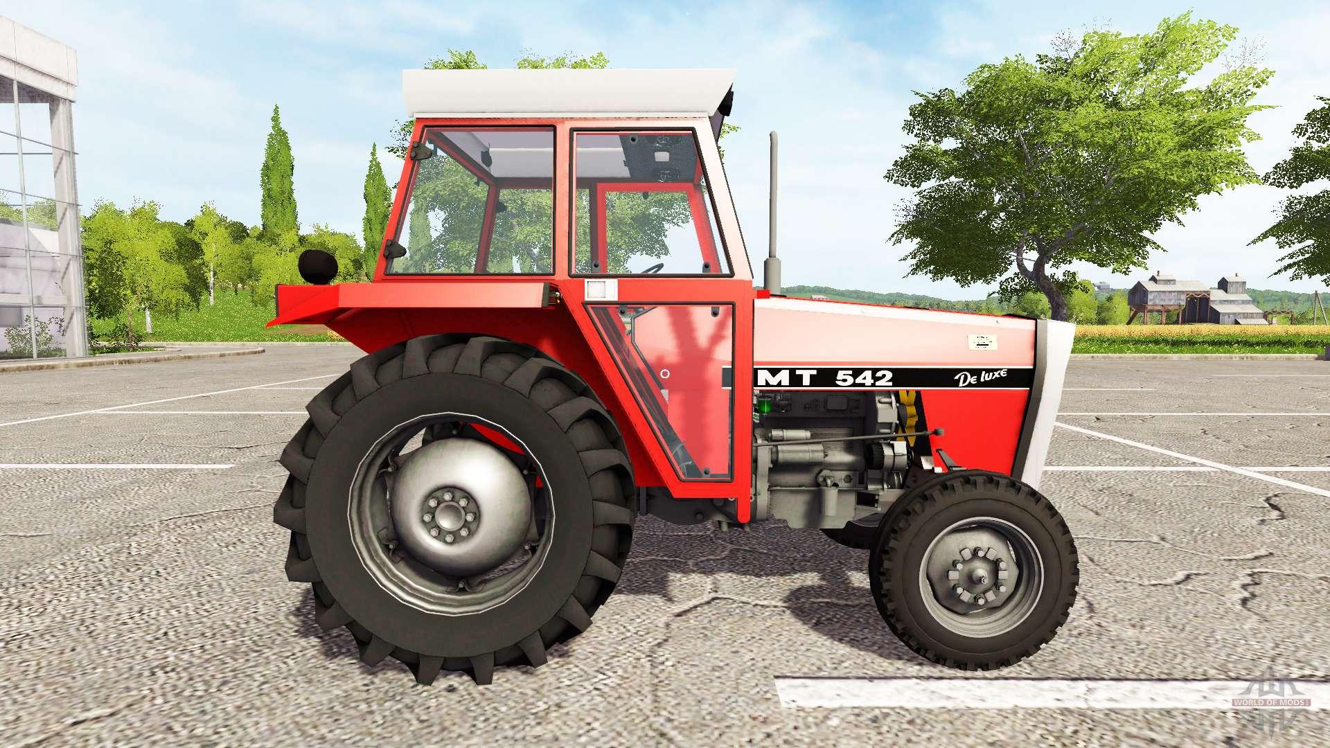 imt 542 deluxe novi tip for farming simulator 2017 rh worldofmods com IMT 539 Deluxe Tractor IMT 539 Deluxe Tractor