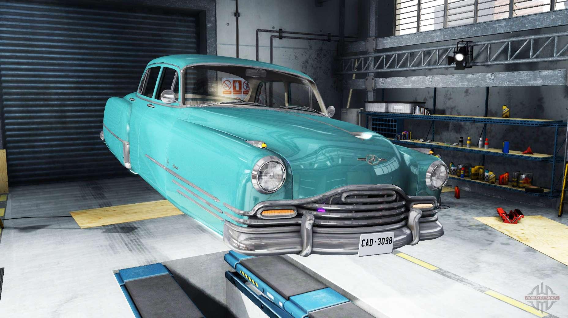 Dr Car: Hovercar V1.1 For BeamNG Drive