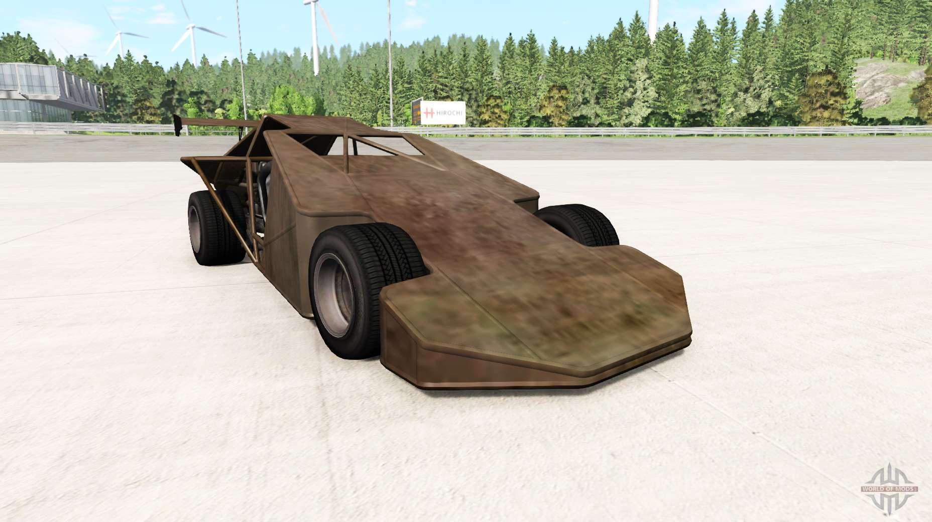 GTA V BF Ramp Buggy for BeamNG Drive