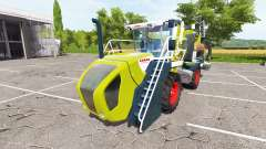 CLAAS Cougar 1400 v2.0.0.1 for Farming Simulator 2017