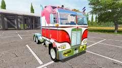 Kenworth K100 CabOver
