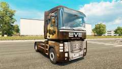 EvE skin for Renault Magnum tractor unit