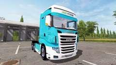 Scania R700 Evo AgroPodnik for Farming Simulator 2017