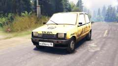 VAZ-1111 Oka Occasion for Spin Tires