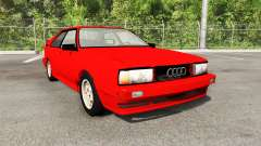 Audi Quattro (Typ 85) 1988 for BeamNG Drive