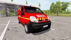 Renault Trafic secours medicale