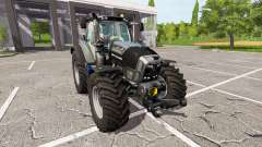 Deutz-Fahr Agrotron 7250 TTV warrior v5.2