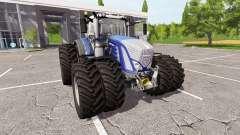 Fendt 936 Vario blue edition for Farming Simulator 2017