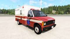 Gavril H-Series San Andreas Ambulance v0.1