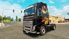 Scorpion skin for Volvo truck