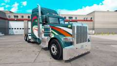 Hoffman v2 skin for the truck Peterbilt 389