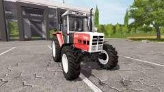Steyr 8090A Turbo SK2 v2.0 for Farming Simulator 2017
