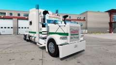 Skin Krispy Kreme for the truck Peterbilt 389