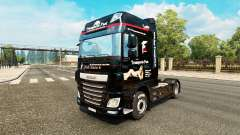 The Fast Internationale Transporte skin for DAF