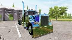 Peterbilt 379 custom for Farming Simulator 2017