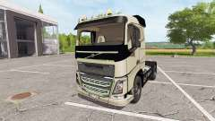 Volvo FH 540 v1.1 for Farming Simulator 2017