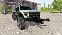 Ford F-150 SVT Raptor crawler