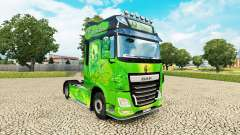 Reich skin for DAF truck