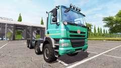 Tatra Phoenix T158 8x8 v1.1 for Farming Simulator 2017