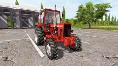 MTZ-82 Belarus v1.1 for Farming Simulator 2017