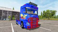 Scania R700 Evo Haribo