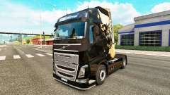Dying Light skin for Volvo truck
