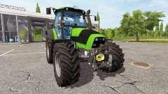 Deutz-Fahr Agrotron 165 for Farming Simulator 2017