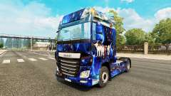 Fantasy skin for DAF truck
