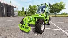 Merlo P41.7 Turbofarmer v2.0 for Farming Simulator 2017